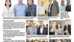Locanda Hotel - Jornal NH - coluna Alejandro Malo