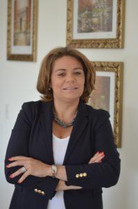 Leila Silva de Camargo, mentora do projeto Mulheres Decidindo